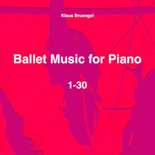 Ballet Music for Piano No. 10, Exercise 4: Fondu