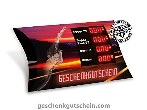50 Stk. Premium Gutschein Boxen für Tankstellen, Werkstätten, Servicestation TK330, LIEFERZEIT 2 bis 4 Werktage !