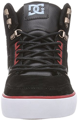 DC Shoes  Spartan High Wc M Shoe 001, Sneakers Hautes homme Noir (black 1)