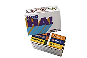 HOO HA! Maths game Times Tables 7,8 and 9 (age 10-11)KS3