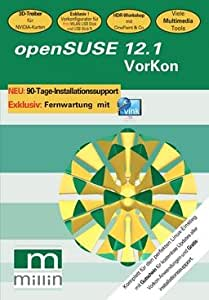 openSUSE 12.1: VorKon (32 Bit und 64 Bit)