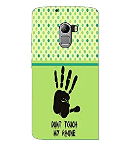 PrintDhaba Quote D-2756 Back Case Cover for LENOVO VIBE K4 NOTE (Multi-Coloured)