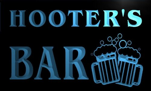w069290-b-hooter-name-home-bar-pub-beer-mugs-cheers-neon-light-sign