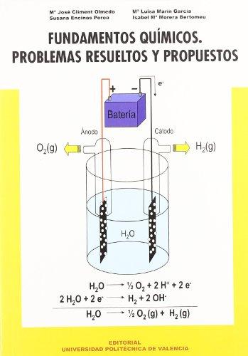 Fundamentos químicos : problemas resueltos y propuestos (Académica)