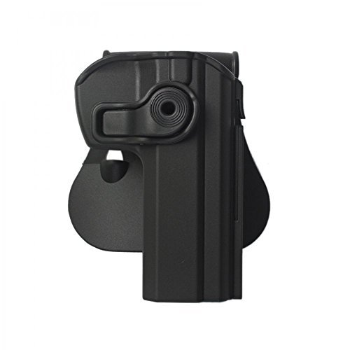 IMI Defense Polymer Retention Roto Holster CZ75 Sp-01 Shadow, CZ75 SP-01 Tactical Black by IMI Defense -