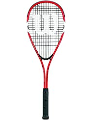 Wilson Squash-Schläger, Impact Pro 300, Unisex, Grifflastige Balance