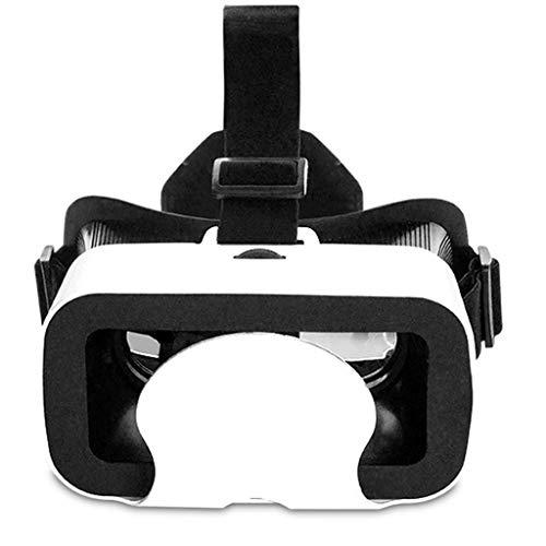 EGCLJ Virtuelle Hauptgläser des Kopfes 3D Mini Kompaktes Leichtgewichtler U. Bequemes Mit...