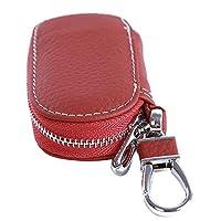 YSINFOD Car Key Bag Universal Car Key Case Holder Pouch Car Key Chain Case Card Storage Bag Car Key Shell Case Cover
