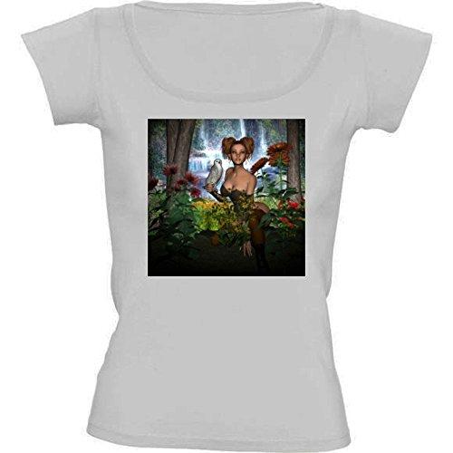 rundhals-wei-damen-t-shirt-gre-s-jger-by-dedoma