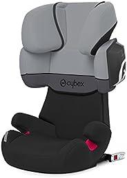 Cybex Cybex Silver Solution X2-Fix - Silla de coche con y sin Isofix, Grupo 2/3 (15-36 kg), Desde los 3 hasta