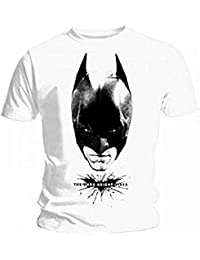BATMAN - DARK KNIGHT RISES - OFFICIAL WOMENS T SHIRT
