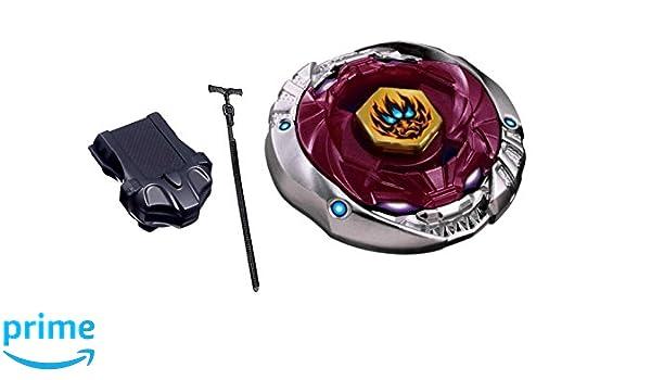 Rapdity Flash Sagittario Kampfkreisel 4D Power Stahl-Umrandung Metall Masters der Beybladesserie Fusion OVP DREH-Launcher