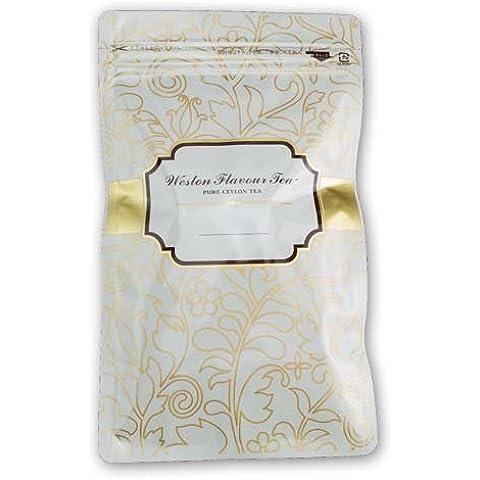 Muresuna bustina di t? della maglia del t? 2.5gX18 pezzi: caramello e vaniglia (confezioni in alluminio inclusi con mandrino) Muresunati MLESNA