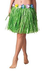 Boland 52424 - Hawaii falda, alrededor de 45 cm, tamaño estándar, verde