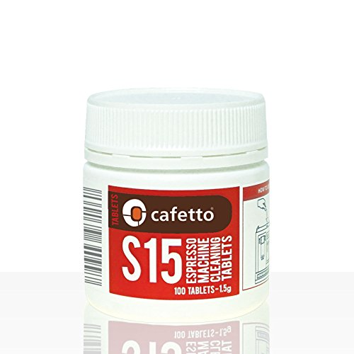 Cafetto S15 Tablets1.5g/.05oz - 100 tablets by Cafetto