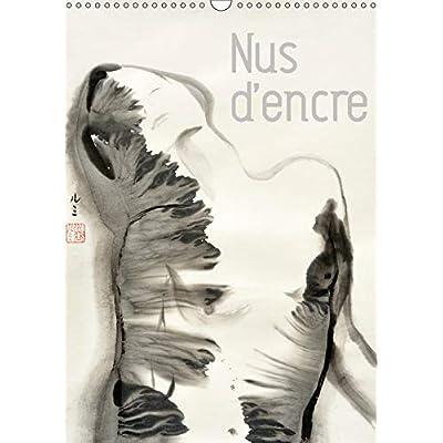 Nus d'encre 2019: Serie de nus feminins a l'encre de Chine