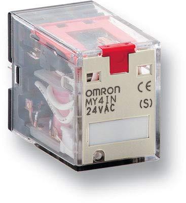 MY4IN-D2 12DC (S)   114056   OMRON RELAY, PLUG-IN, 14-PIN, 4PDT, 5A, MECH- UND LED-ANZEIGEN, SPULE-UNTERDRÜCKER, VERSCHLUSSFÄHIGE TESTE Omron Plug-in