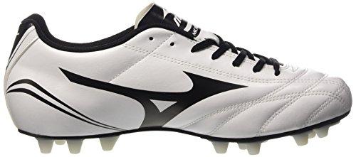Mizuno Morelia Neo Cl 24, Compétition de foot homme Bianco (White/Black)
