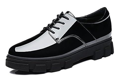 YASILAIYA , Damen Elegant , Schwarz - schwarz - Größe: 37 EU