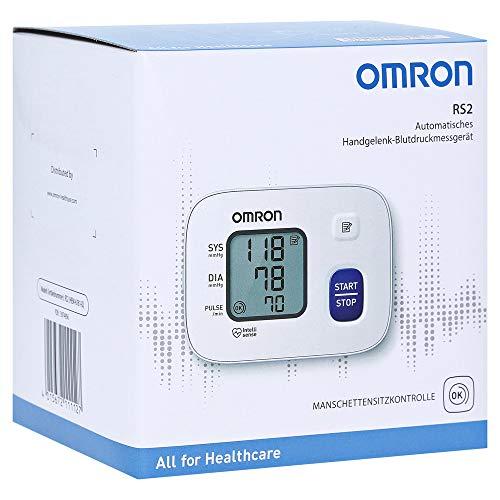 OMRON RS2 Handgelenk Blutdruckmessgerät HEM-6161-D 1 Stück