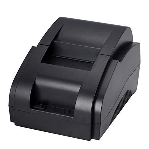 QIONGQIONG Portátil Mini 80Mm Térmica Recibo Impresora