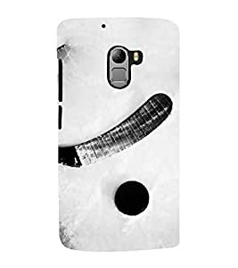 Fuson Designer Back Case Cover for Lenovo Vibe K4 Note :: Lenovo K4 Note A7010a48 :: Lenovo Vibe K4 Note A7010 (ice hockey hockey ball hockey stick game team)