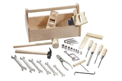 howa Werkzeugkiste incl. 32 tlg. Werkzeug 4901