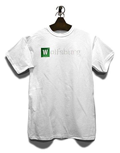 Wolfsburg T-Shirt Weiß