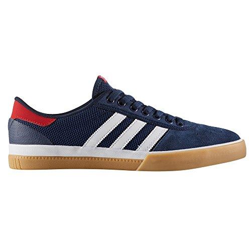 adidas Herren Lucas Premiere Skateboardschuhe, Blau (Maruni / Ftwbla / Escarl), 43 1/3 EU (Schuhe Skateboarding Adidas)