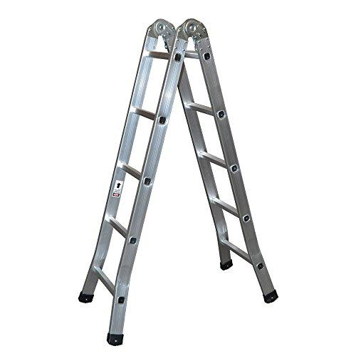 Kormax AM0510 Escalera de tijera industrial