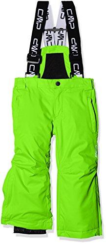 CMP–Pantalones de esquí, Otoño-Invierno, Niños, Color Rana, tamaño 98