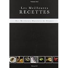 Coffret les Meilleures Recettes des Meilleurs Ouvriers de France