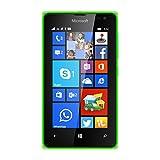 Microsoft Lumia 532 Smartphone débloqué (Ecran: 4 Pouces) Vert (Import Italie)