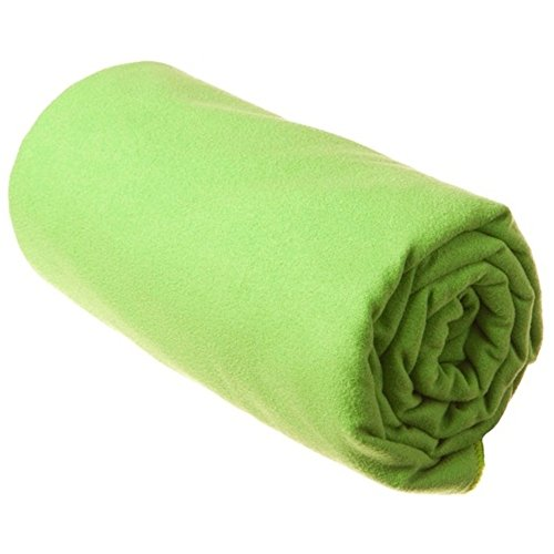 SEA TO SUMMIT DRYLITE ANTIBACTERIAL TOWEL (SMALL/LIME)
