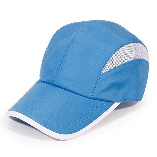 Berretto da baseball luce,all'aperto,movimento,cappello di asciugatura rapida protezioni della sfera di golf-C regolabile
