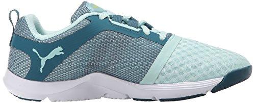 Puma Pulse Flex XT Femmes Synthétique Baskets ClearWater-Blue Coral