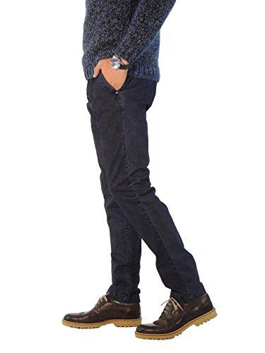 Entre Amis pantalone uomo A168344818L31 Verde scuro