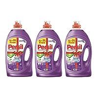 Persil Lavender Concentrated Detergent Power Gel - Pack of 3 Bottles x 5 Liter