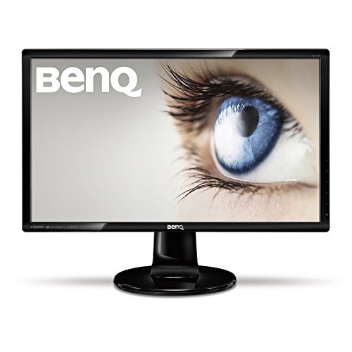 BenQ GL2760H 68,6 cm (27 Zoll) Monitor (Full-HD, Eye-Care, HDMI, VGA, 2ms Reaktionszeit) schwarz (Pc-monitore Hdmi)