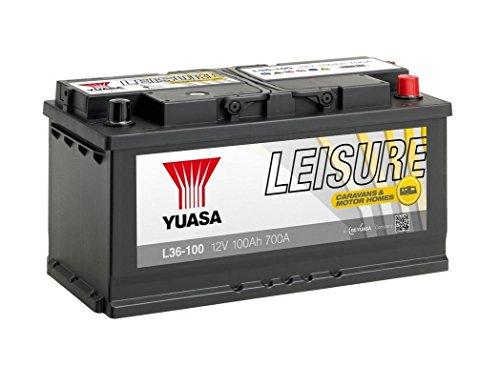 Yuasa L36-100Batterie pour véhicules de loisir
