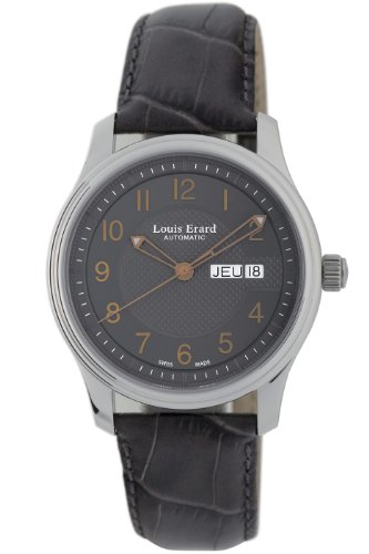Louis Erard Men's 72268AA03.BDC36 Heritage Day Date Automatic Watch