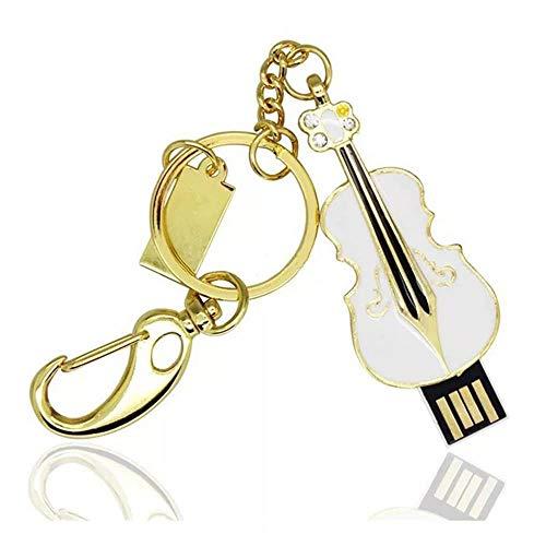 Layopo mini violino usb flash drive, creativo violino forma pen drive memory stick jump drive flash disk