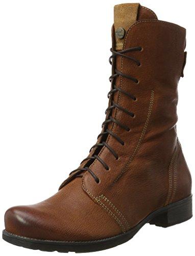 (Think! Damen Denk_181023 Desert Boots, Braun (Sattel/Kombi 52), 38 EU)