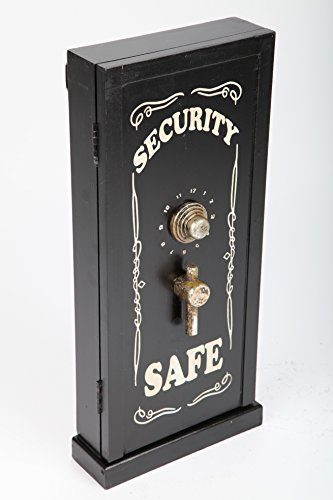 point-home Schlüsselkasten Schlüsselschrank Schlüsselbox
