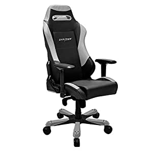 DX Racer Iron IS11 Sitz Gaming grau