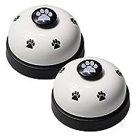 VIMOV Pet Training Bells Set of 2 Dog Bells for Potty Training and Communication Device