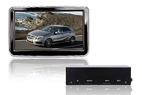 Gowe Split Typ Auto DVD-Player 20,3cm GPS Navigation für Benz A Klasse W170/B-Klasse W2462013-2015mit Bluetooth/RDS/IPOD/ATV/Canbus/SWC