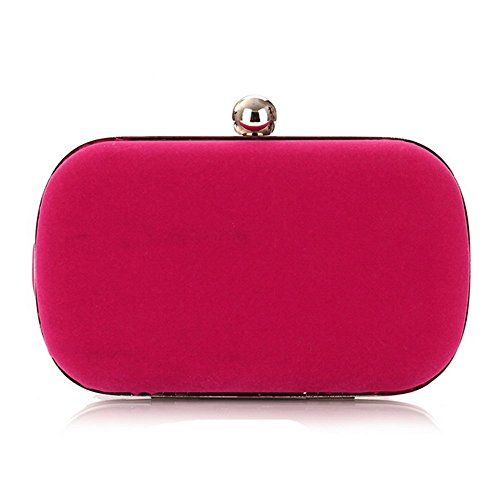 Eysee, Damen Clutch Put Rose 16cm * 9cm * 5.5cm Rose