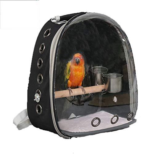 Einfache Rucksack Vogelkäfig Papagei Outing Käfig Außerhalb Käfig Vogelkäfig Papagei Out Box Vogel Tragetasche