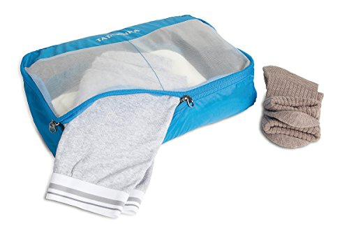 Tatonka Unisex Mesh Bag Netzbeutel Bright Blue